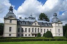 Swedish castle Kronovall 3