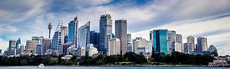 Sydney central business district - Sydney central business district
