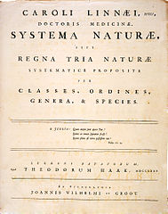 Sistema Naturae