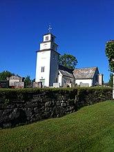 Fil:Töcksfors kyrka 2.JPG
