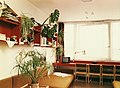 Tömő utca 35. SOTE (ma Semmelweis Egyetem) Balassa János kollégium szobája. Fortepan 74583.jpg