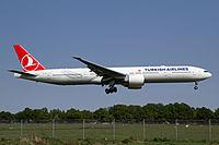 TC-JJJ - B77W - Turkish Airlines
