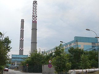 Varna Power Plant