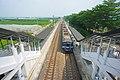 TRA EMC523 at Shiliu Station 20130929.jpg