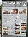 Tablica informacyjna w parku Rataje w Poznaniu - maj 2019.jpg