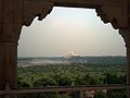 Taj as seen from Agra Fort 03.jpg