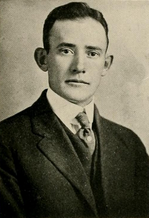 Tal Stafford - Stafford pictured in The Agromeck 1919, NC State yearbook
