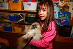 Tales for tails, exceptional family members read for exceptional pooches 130213-M-OB827-032.jpg