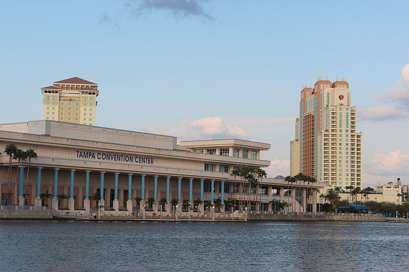 File:Tampa Convention Center from Bayshore.JPG