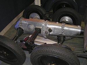 Tatra 26 - Image: Tatra T26 30Truck