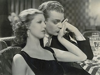 Taxi! - Loretta Young and James Cagney