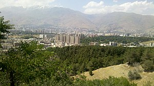 Tehran view from lavizan park I.jpg