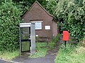 Telephone Exchange, Great Hampden - geograph.org.uk - 877082.jpg