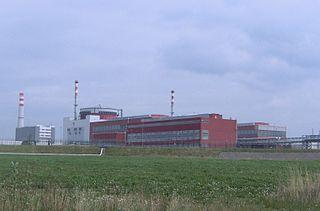 Temelín Nuclear Power Station nuclear power plant
