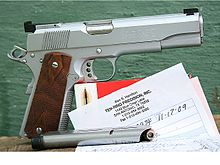 M1911 wikipdia a enciclopdia livre tenring custom colt fandeluxe Image collections