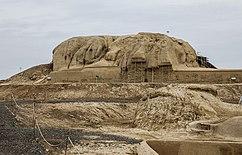 Zigurat de Tepe Sialk, Irán (3.000 adC.)