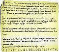 Testimonio documental del nacimiento de Alfonso II de Aragón en Huesca.jpg