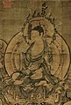 The Buddha Preaching the Law in 10th-century art detail, 如來說法圖 (cropped).jpg
