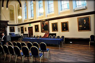 Royal College of Physicians and Surgeons of Glasgow - The College Hall, The Royal College of Physicians and Surgeons of Glasgow, Scotland