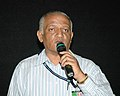The Director, D Prabakar at the presentation of film Naushad Ali -a musical journey on the occasion of 37th International Film Festival (IFFI-2006) in Panaji, Goa on December 1, 2006.jpg
