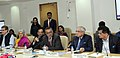 The Director General, WHO, Dr. Tedros Adhanom Ghebreyesus giving a special address on 'Universal Health Coverage', at NITI Aayog, in New Delhi.jpg