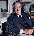 The Earl Mountbatten of Burma at home Allan Warren.jpg