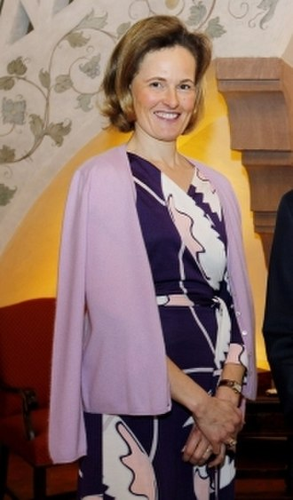 Sophie, Hereditary Princess of Liechtenstein - The Hereditary Princess on 22 January 2013