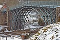 The Iron Bridge in winter - geograph.org.uk - 1748779.jpg
