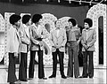 The Jacksons and Joey Bishop 1976.JPG