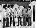 The Jacksons and Joey Bishop 1976.JPG