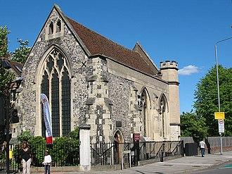 Kingston Grammar School - Lovekyn Chapel