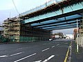 The M74 northern extension under construction - geograph.org.uk - 1598218.jpg