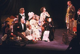 The Mirror Theater Ltd - The Madwoman of Chaillot