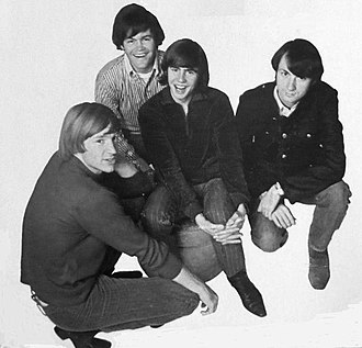 The Monkees - Publicity shot in 1967