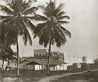 Fort William, Ghana - Image: The National Archives UK CO 1069 34 3 b 1