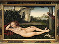 The Nymph of the Spring by Lucas Cranach the Elder, after 1537, oil on panel - National Gallery of Art, Washington - DSC09910.JPG