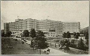 French Lick Springs Hotel - Turn of the century