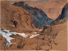 Ruskin: Il passo del San Gottardo