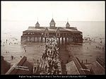The Pavilion and Lake, Garfield. Gt. Salt Lake; C.R. Savage, Photo..jpg