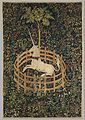 The Unicorn in Captivity (from the Unicorn Tapestries) MET DP118991.jpg