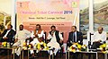 The Union Minister for Tribal Affairs, Shri Jual Oram chairing a Workshop on Reservation in politics, education and service matters, in New Delhi on October 28, 2016.jpg