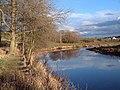 The Weardale Way, - East of Jubilee Bridge, Willington - geograph.org.uk - 78731.jpg