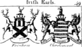 The arms of the nobility, of England, Scotland and Ireland, brought down to the year 1778 Fleuron T118793-45.png