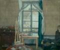 The artist's studio - pierre bonnard.png