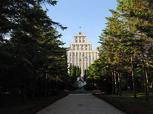 Northeast Forestry University - The Main Building