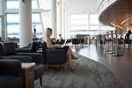 The new Delta Sky Club in Seattle (30156187500).jpg