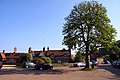 The village square in Hambleden-geograph-2405037.jpg
