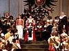 """Historisches Festspiel """"Der Meistertrunk"""" in Rothenburg ob der Tauber"""