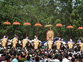 Thiruvambadi varav during Thrissur Pooram 2013 7302.JPG