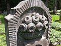 Tholey Grab Einzelansicht Jüdischer Friedhof.JPG